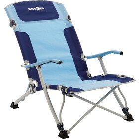 Brunner Bula XL Campingstol, blue/lightblue